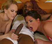 Samantha Roxx / Impregnated By A Black Cock